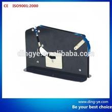 Dz-88 fácil operación pequeña cinta bolsa de manual de la máquina de balas