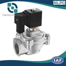 "High quality G 3/4"" G 1"" right angle type pulse valve"