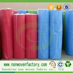 Nonwovenf abric non woven fabric spunbond upholstery automotive fabrics