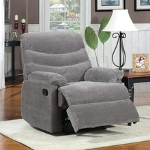 recliner sofa, hot sale America style modern single fabric multifunctional sofa furniture for sale with ZOY cheap price 91491-51