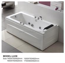 CE certificate Whirlpool Bathtub indoor Economic Family Bathtubs & Whirlpools