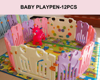 10+2 Playpen For Children,Folding Baby Playpen,Inflatable Playpen