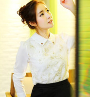 Wholesale Custom OEM mens formal jeans new style ladies fashion women tank top blouses shirts