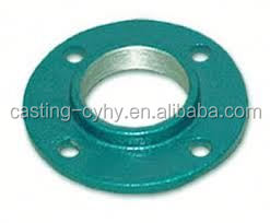 Ductile Cast Iron Fitting for Flange Pipe