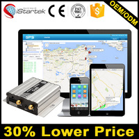 GPS counter sensor bus tracker VT600 with Panic button