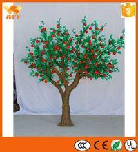 Moda do feriado do natal nome Led Fruit Tree para uso ao ar livre