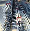 factory supply D80 carbon steel bridge expansion joint in concrete