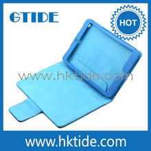 For Ipad Mini PU Leather Case Removable Leather Keyboard