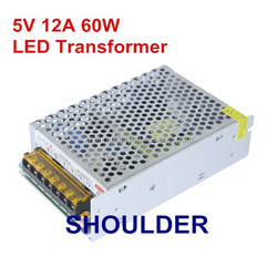 high quality dual Output Switching power supply 60W 5V 12A ac to dc power supply ac dc converter