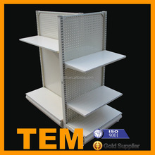 Hot Sale Special Design 3 Sided Department Store Shelving