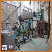 Hot sale in Malaysia used car oil recycle plant to diesel fuel oil/ oil filtration plant for ship oil