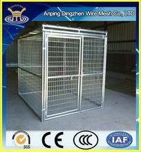 stainless steel welded wire dog kennels/fancy dog kennels