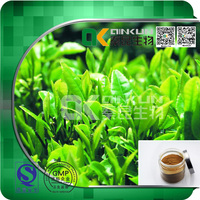 Detoxification Factory supplier Natural Green Tea Extract Powder