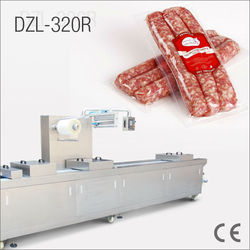 Modular design Automatic meat packing machines