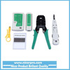 NewPortable Ethernet Network Cable Tester Tools Kits RJ45 Crimping RJ11 Cat5 Cat6 Wire Line Detector
