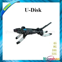 Free sample low price wholesale transformer 8gb usb pen drive