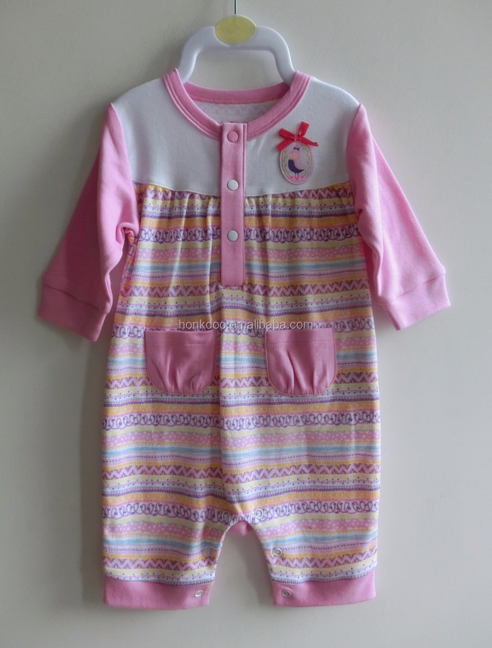 Sale romper baby knitted baby boutique girl clothing baby girl romper