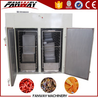 China best quality hot air food dryer/cashew nut dryer for sale