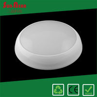 Circular 2d 14w led light ceiling fitting equivalent to 28w 2D fluorescent fitting