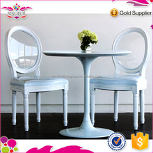 Wholesale Qingdao Sinofur New Design Chair , crystal back wooden dining chair