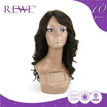 Exclusive Export Quality Attractive And Durable Base Skin Full 150% Density Lace Wigs Imported