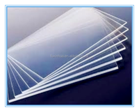 large glass panels/thermoforming plastic 3d wall panel system/kitchen cabinet decorative sheet