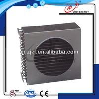 Condenser for cold room, window air conditioner compressor