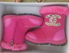 high quality lovely sheep wool boots