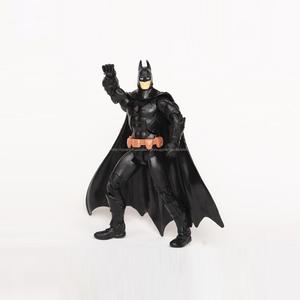 Cmfspa15001 dibujos animados batman figura película juguete para los niños