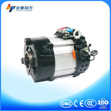 HPQ4.75-4 48V low rpm high torque ac motor for electric forklift