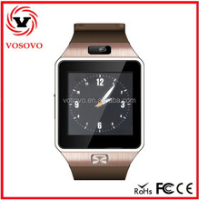 Fashion Design touch screen gsm smart phone watch android smart watch phone bluetooth watch