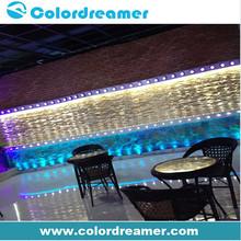 Manufacturer price high quality LED dmx dot,dmx control single pixle LED point source light,RGBW DC24 volt ArtNet drive