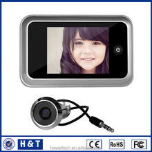 """Factory Price record press sale 3.5"""" movement detecting electronic door viewer With Best quality"""