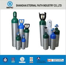 Aluminum bottles wholesale Used Oxygen Cylinders