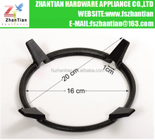 Cast Iron Pan Support Wok Holder for gas hobs