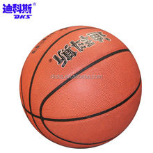 Professional Genuine Leather Basketball For Competition