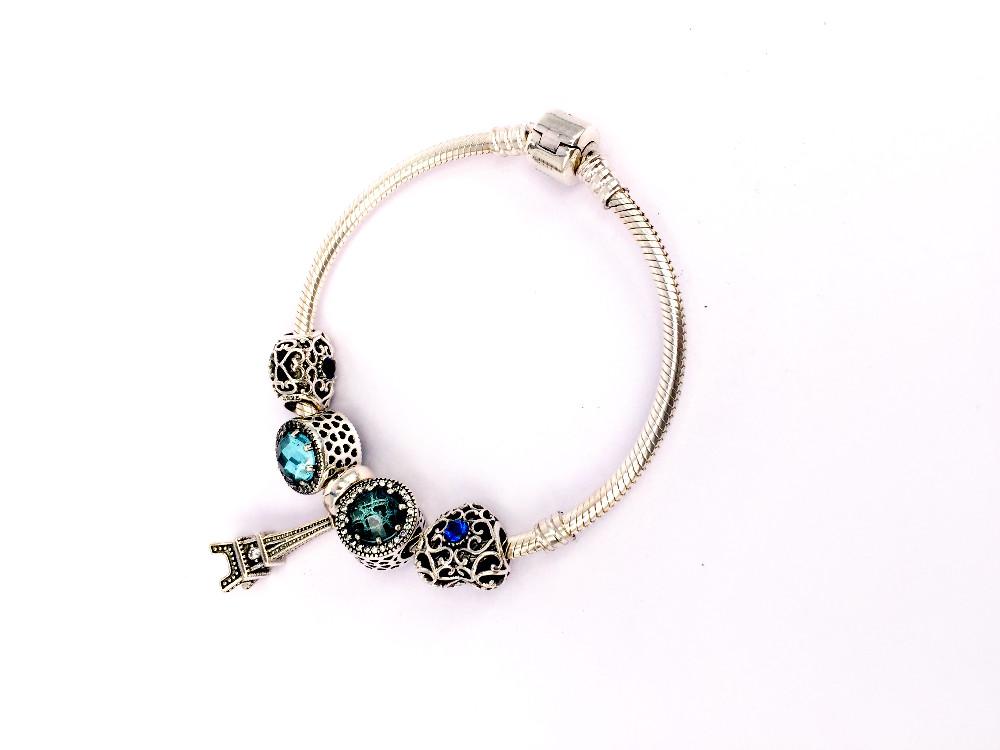 Beads Silver 925 Wholesale Cheap Beads Fit Pandora Style