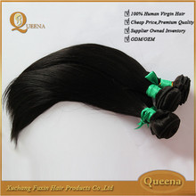 Wholesale new products accept paypal unpprocessd virgin indian sex and long hair