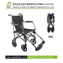 Fuction ultra lightweight manual wheelchair with high back