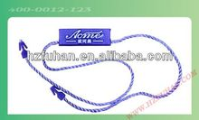 Directly factory custom hang tag plastic string