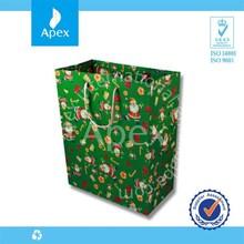 DIY christmas bag paper art bag