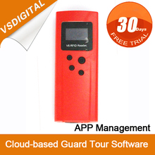 2015 hot selling products guard patrol wand for security guard tracking