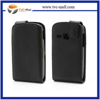 TVC-MALL Cheap PU Leather Flip Case For Samsung Galaxy Young S6310
