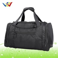 Fahion Mens Leather Travel Bag On Wheels