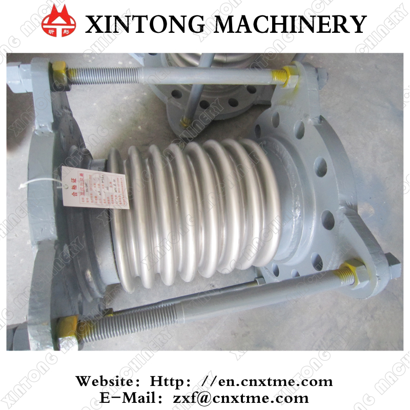 China supplier stainless steel bellows expansion joints