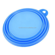 Fashionable antique sell directly silicone pet bowls