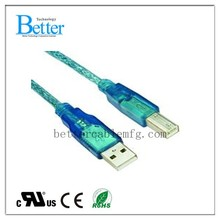 High Speed USB 3.0 Cable /Extension 3.0 USB Cable /USB 3.0 Printer