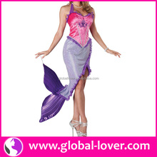 Top selling adult professional fish halloween costume
