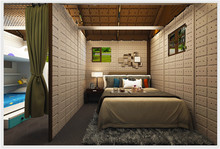 Hot promotion trendy style modular prefabricated house for sale