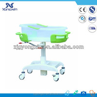 Height Adjustable ABS hydraulic hospital bed/Bassinet